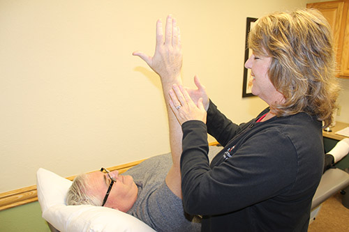 Elkins Physical Therapy provides relief from chronic pain for patients in Elkins, WV