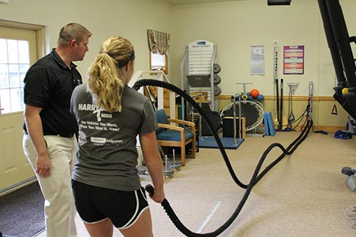 Elkins Physical Therapy provides personalized sports injury therapy for athletes in Elkins, WV