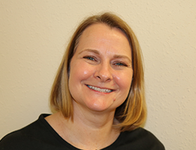 Becky Poling, Director, Elkins Physical Therapy & Sports Injury Clinic at St. George Medical Clinic