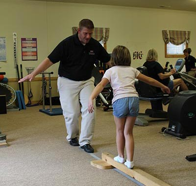 Elkins Physical Therapy proves a variety of physical therapy services for different injuries and illnesses in Elkins, WV