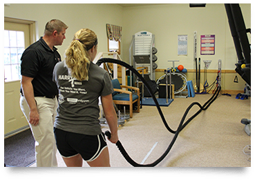 Elkins Physical Therapy offers physical therapy services in Elkins, WV for chronic pain, sports injuries, work injuries & more.